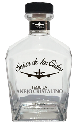 Tequila Añejo Cristalino
